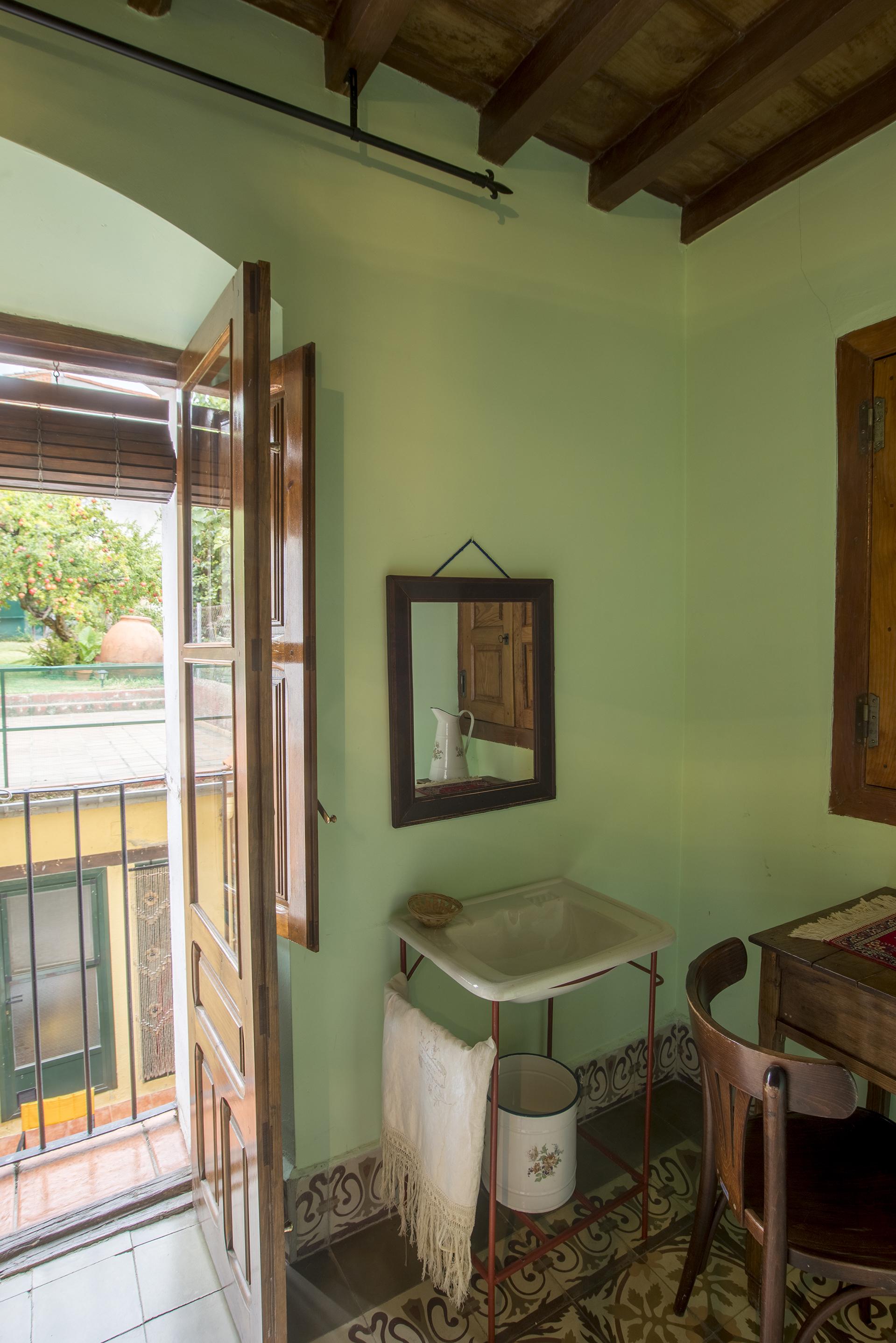 Segunda Habitación Primera Planta Casa Rural Churruca